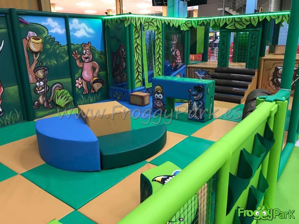 Parque Infantil de Bolas